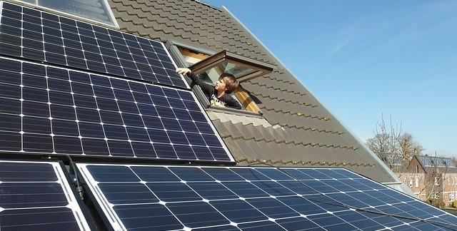 Prestito pannelli solari
