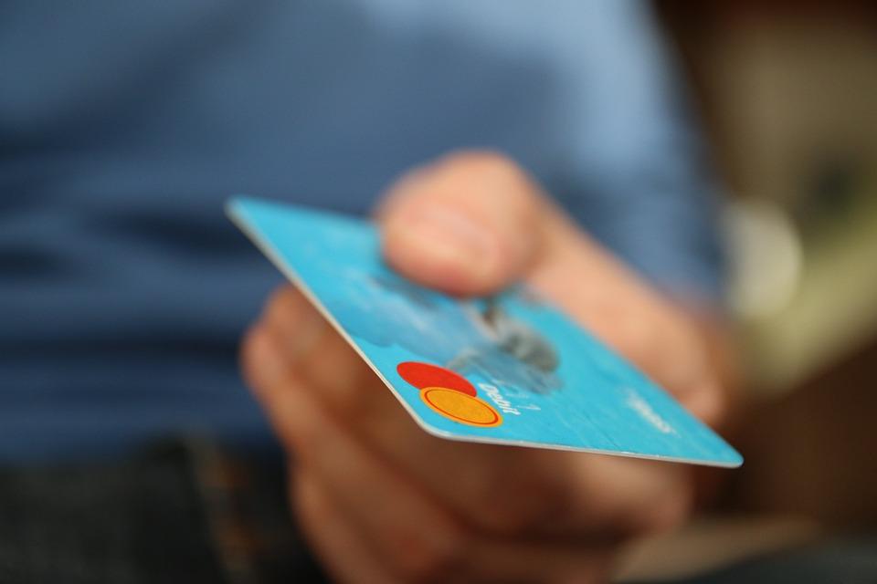 Tipi di carte di pagamento